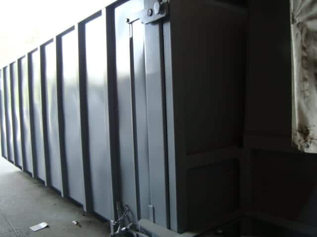 21320164 - Abrollbehälter für Schneckenverdichter H&G #21320164