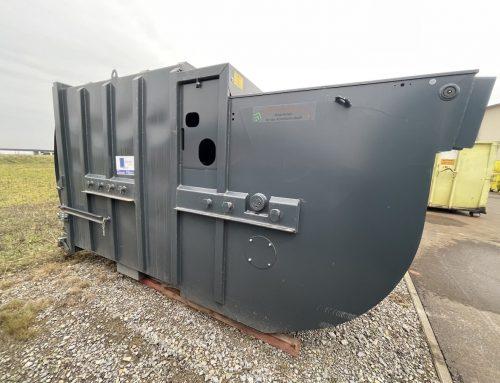 Presscontainer MPB 405 SN 10 Bergmann