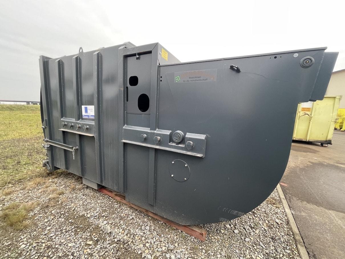 BE017140 19 - gebrauchte Presscontainer
