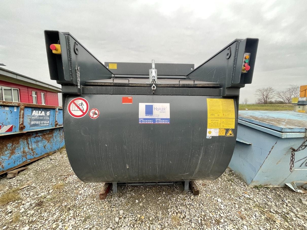 IMG 0058 - Presscontainer MPB 405 SN 10 Bergmann