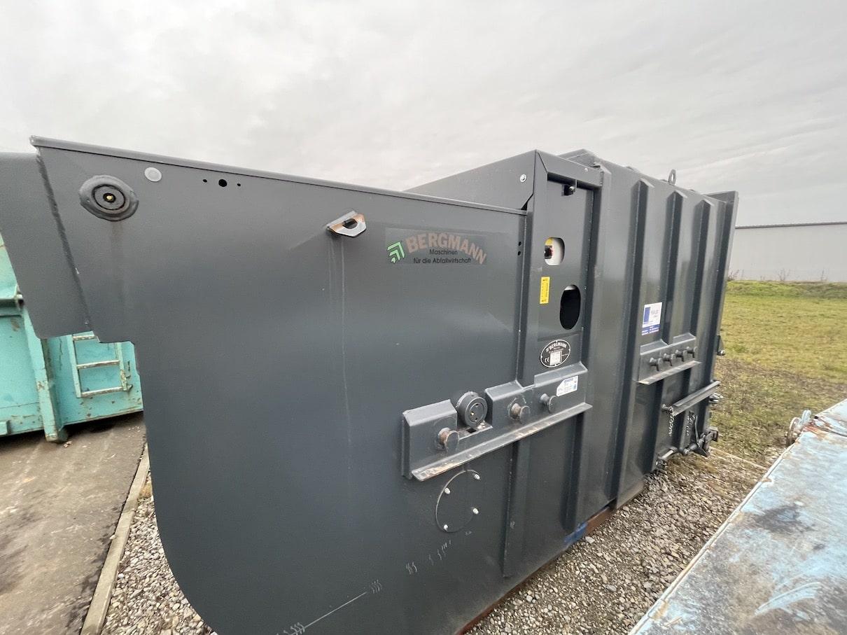 IMG 0059 - Presscontainer MPB 405 SN 10 Bergmann