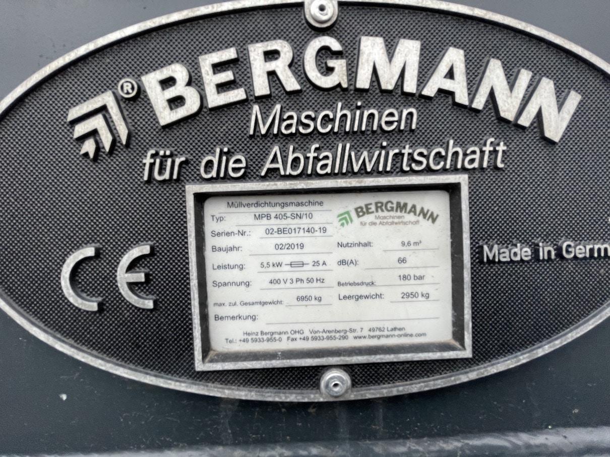 IMG 0060 - Presscontainer MPB 405 SN 10 Bergmann