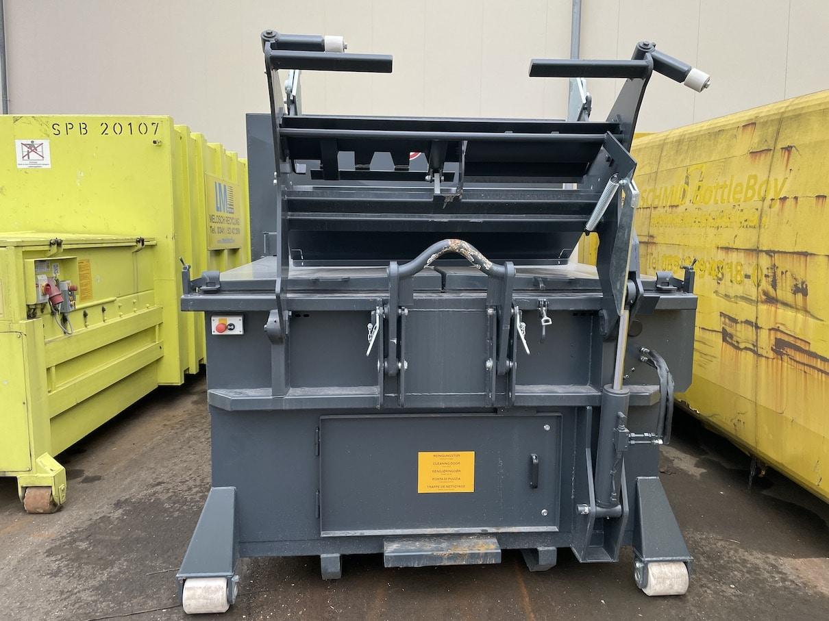 IMG 0062 - Presscontainer HGS 20 Presto int. HKV #40037