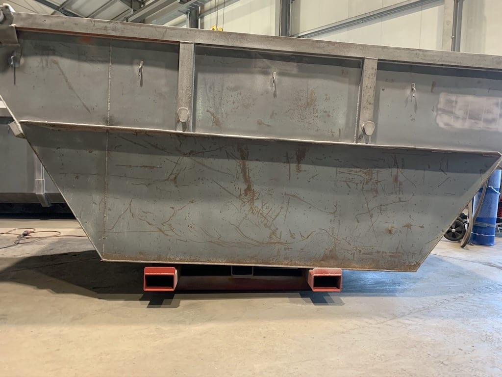 163D6D26 8C18 479A 8FA2 756EB1BFBA82 - Sandstrahlen von Presscontainern, Silos, Wechselbrücken und Stahlbauteilen