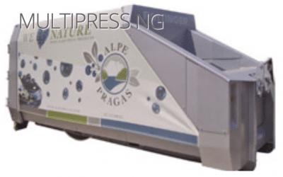 Multipress 1 4 400x250 - Pöttinger Müllpresse